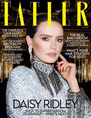 Daisy Ridley On Being Labeled 'Aggressive' and 'Intimidating'