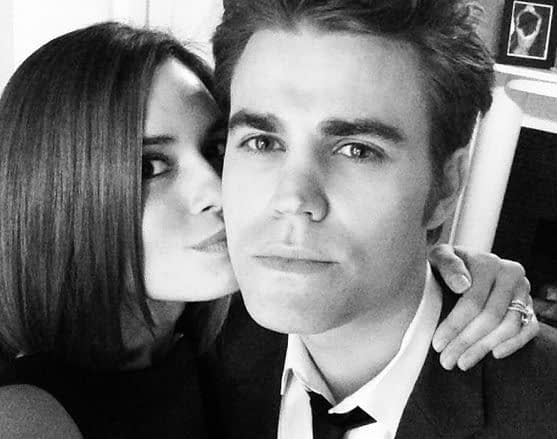 Paul Wesley Splits from Wife Torrey DeVitto