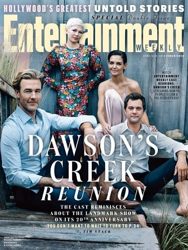 Dawson's Creek Cast Reunites for EW