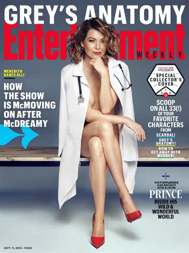 Shondaland Takes Over EW
