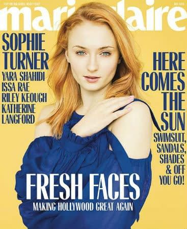 Sophie Turner Talks Engagement to Joe Jonas