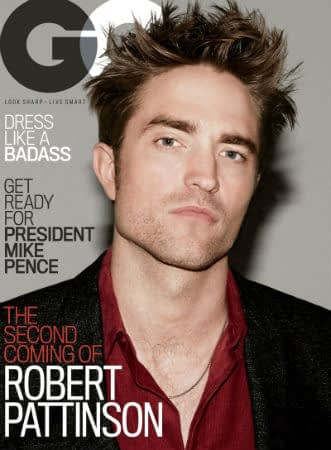 Robert Pattinson Talks Paparazzi and Poop