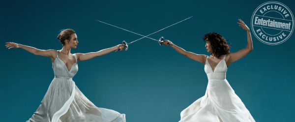 Killing Eve's Sandra Oh and Jodie Comer Are Ready To Slay Season 2