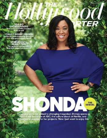 Shonda Rhimes' Power Moves
