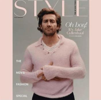 Jake Gyllenhaal's Softer Side