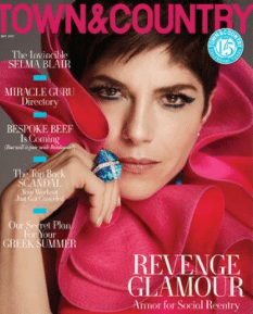 Selma Blair Is a Survivor