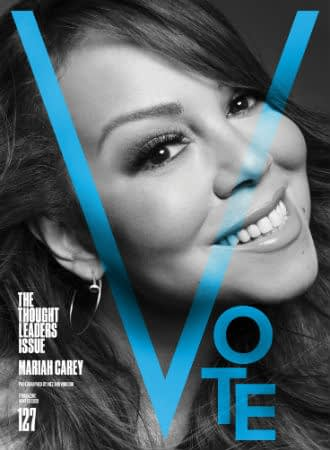 mariah carey voting