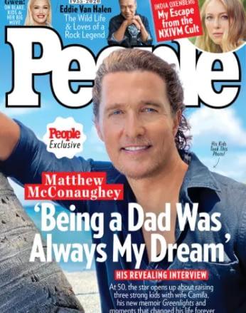 Matthew-McConaughey memoir