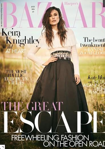 Keira-Knightley-harpers bazaar uk cover