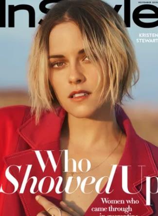 Kristen Stewart In Style Queer