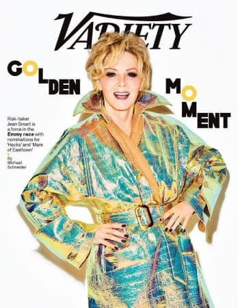jean smart on the cover of variety