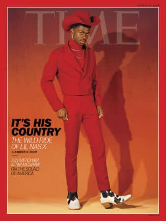lil nas x time cover