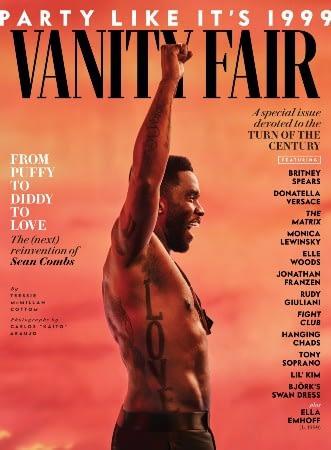 diddy vanity fair