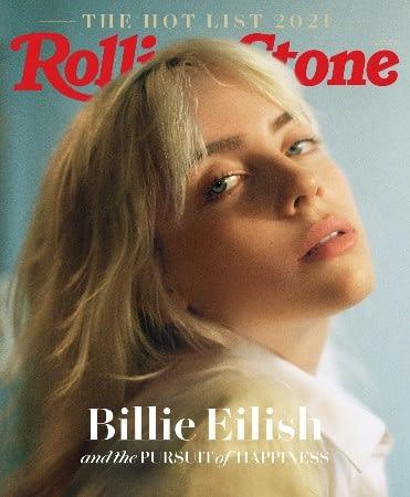 Billie Eilish rolling stone
