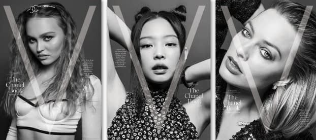 V-Mag-Chanel Book