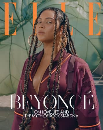 Beyonce-Elle-January-Cover