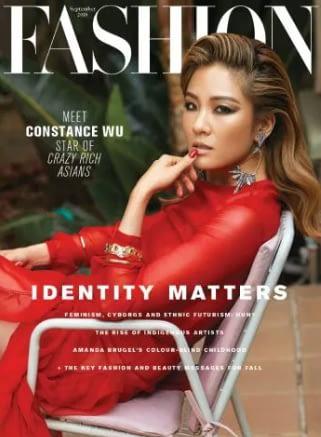 Constance Wu Fashion
