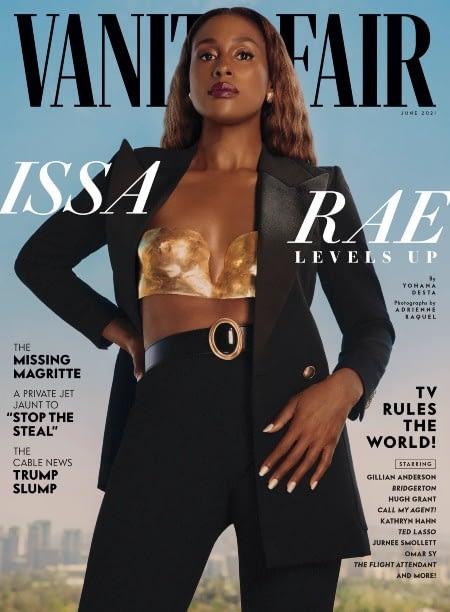 issa rae vanity fair cover