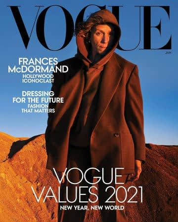 frances mcdormand vogue