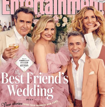 My Best Friends Wedding reunion EW