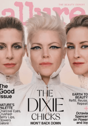 The Dixie Chicks allure