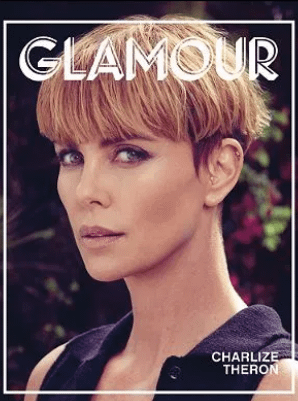 Charlize Theron Glamour Magazine's 2019 Women Of The Year