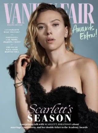 Scarlett Johansson vanity fair