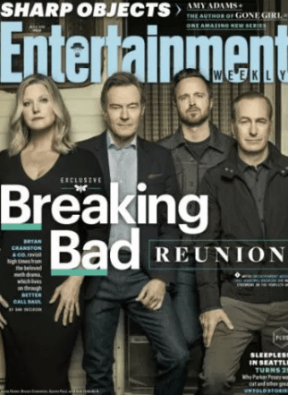 'Breaking Bad' Stars Reunite For 10th Anniversary Shoot