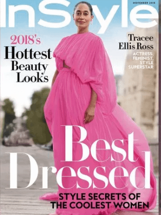 Tracee Ellis Ross Says She Is 'Happily Single' At 45