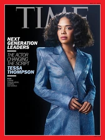 tessa thompson time cover