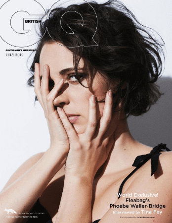 phoebe waller bridge gq