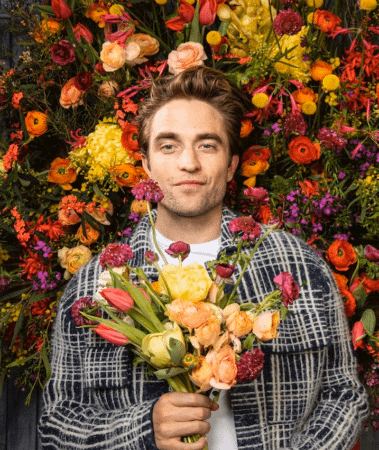 Robert Pattinson for Time Out Magazine