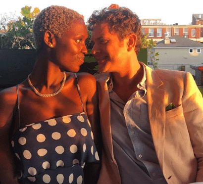 Jodie Turner-Smith Joshua Jackson