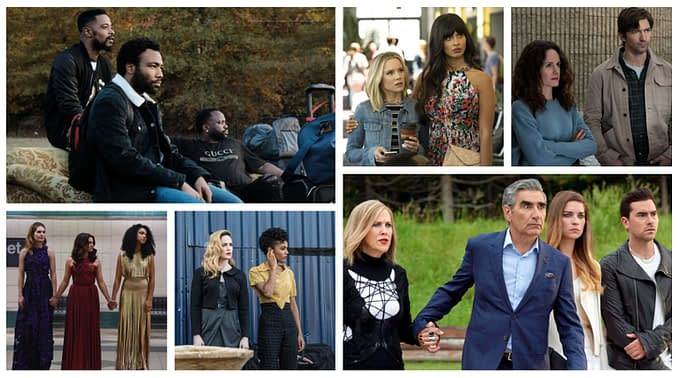 The Best TV Shows of 2018 - Scandal Sheet