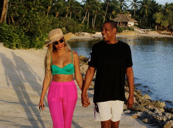 Beyonce and Jay Z Divorce Rumours Heat Up