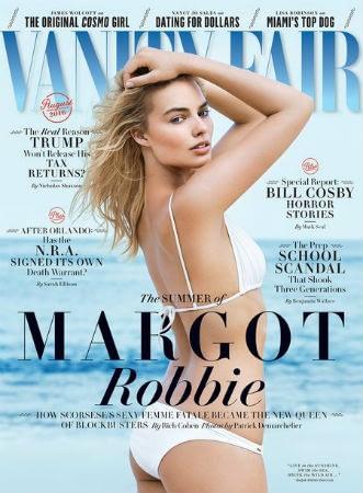 Margot Robbie Gets Creepily Profiled by Vanity Fair