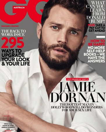 Jamie Dornan Doesn't Like BDSM...or His Fifty Shades Character