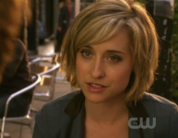 Chloe From Smallville Just Got Arrested For a Sex Cult