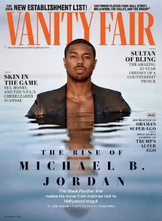 Michael B. Jordan Is Ready To Take Over The World