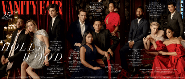 Vanity Fair's Hollywood Issue Wows Us