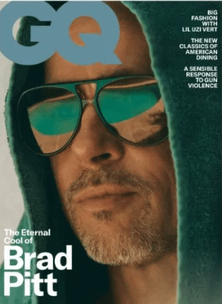 Brad Pitt Shoots For the Stars in Ad Astra