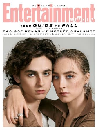 Timothée Chalamet and Saoirse Ronan Reunite for Little Women