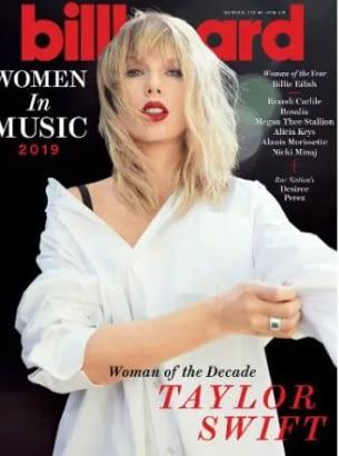 Taylor Swift Talks Helping Fellow Artists