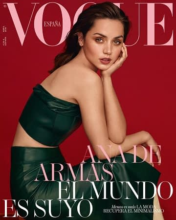 Ana de Armas Is In Deep