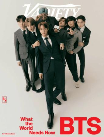 BTS' Grammy Bid
